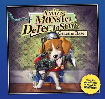Amazing Monster Detectoscope book