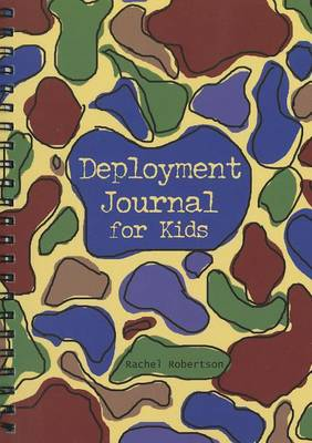 Deployment Journal for Kids book