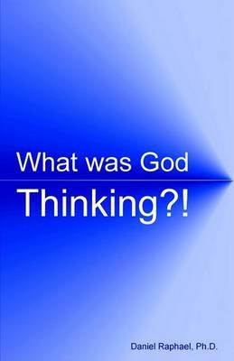 What Was God Thinking?! by Daniel Raphael