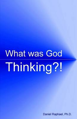 What Was God Thinking?! by Daniel Raphael