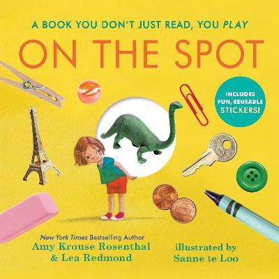 On The Spot by Lea Redmond