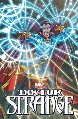 Marvel Universe Doctor Strange by Paul Tobin