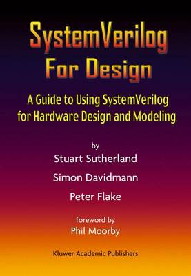 Systemverilog for Design book