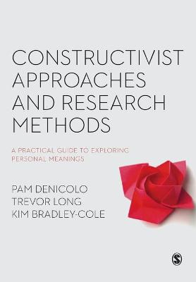 Constructivist Approaches and Research Methods book