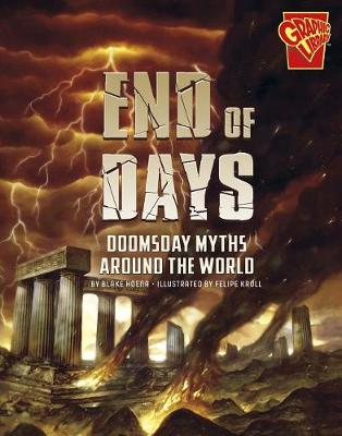 End of Days by Blake Hoena
