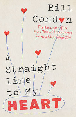 Straight Line to My Heart book