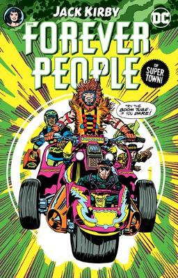 The Forever People by Jack Kirby book