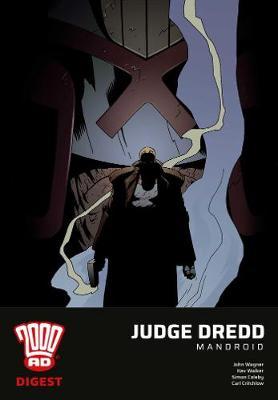 Judge Dredd: Mandroid by John Wagner