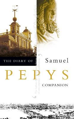 Diary of Samuel Pepys book