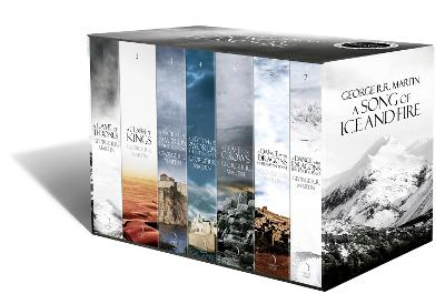 A Game of Thrones: The Story Continues: The complete boxset of all 7 books (A Song of Ice and Fire) by George R.R. Martin