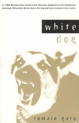 White Dog book