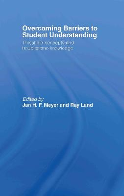 Overcoming Barriers to Student Understanding by Jan Meyer
