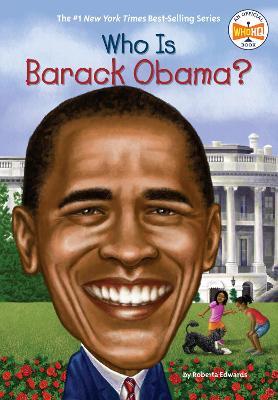 Who Was Barack Obama book