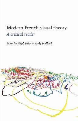 Modern French Visual Theory book