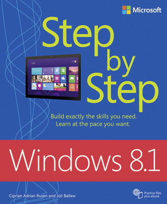 Windows 8.1 Step by Step by Ciprian Rusen