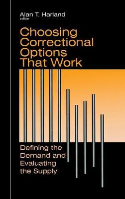 Choosing Correctional Options That Work book