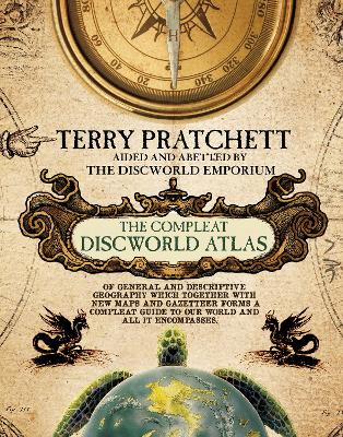Discworld Atlas by Terry Pratchett