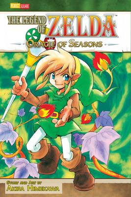 Legend of Zelda, Vol. 4 by Akira Himekawa