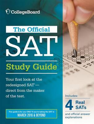 Official Study Guide for the New SAT by The College Board