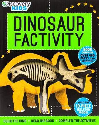 Discovery Kids Dinosaur Factivity by Anne Rooney