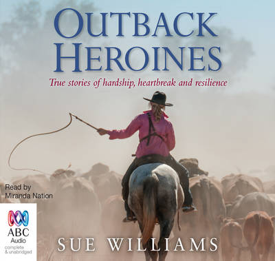 Outback Heroines book