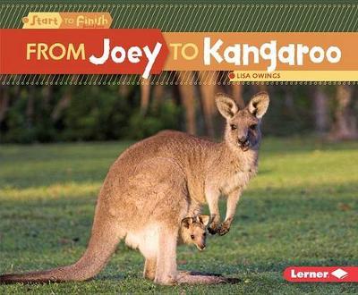 From Joey to Kangaroo by Lisa Owings