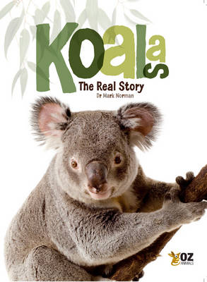 Oz Animals: Koalas: The Real Story by Mark Norman