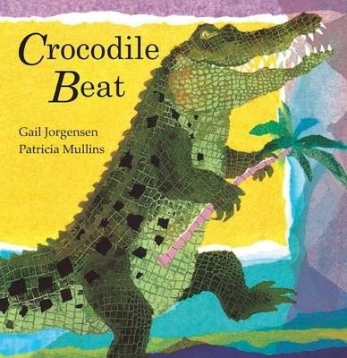 Crocodile Beat by Gail Jorgensen