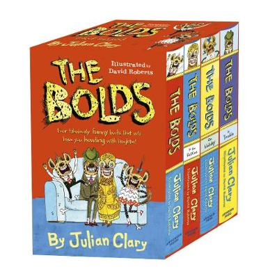 The Bolds Box Set by Julian Clary
