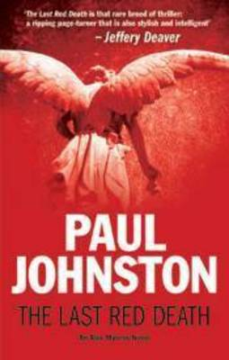 The Last Red Death by Paul Johnston