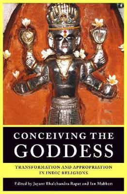 Conceiving the Goddess by Ian Mabbett