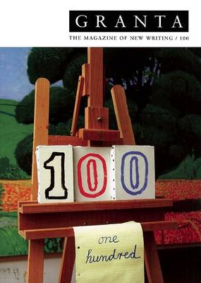 Granta 100 by William Boyd