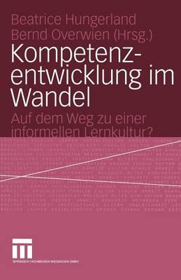Kompetenzentwicklung Im Wandel book