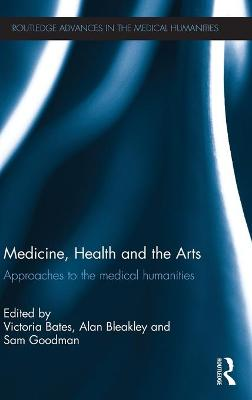 Medicine, Health and the Arts book