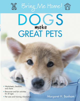 Dogs Make Great Pets book