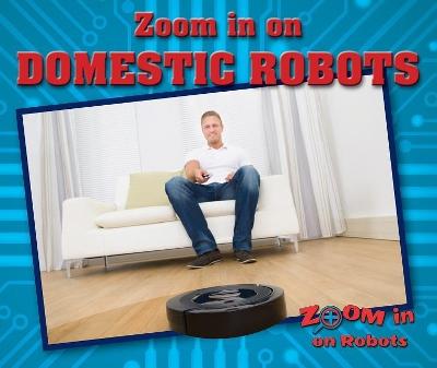Zoom in on Domestic Robots by Jill Sherman