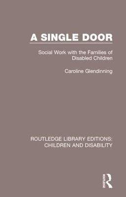 Single Door book