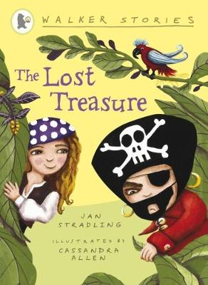 The Lost Treasure by Jan Stradling