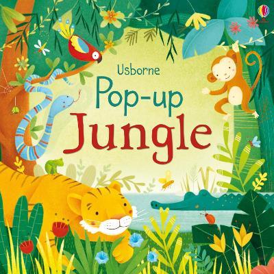 Pop-up Jungle book