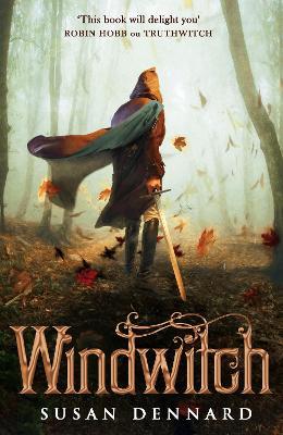 Windwitch by Susan Dennard