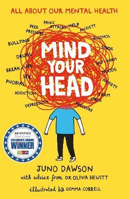 Mind Your Head by Juno Dawson