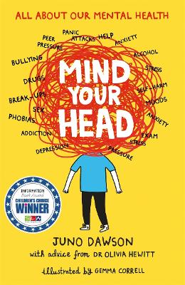 Mind Your Head by Juno Dawson