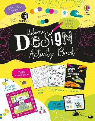 Design Activity Book by Alice James