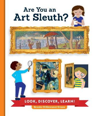 Are You an Art Sleuth? by Brooke DiGiovanni Evans