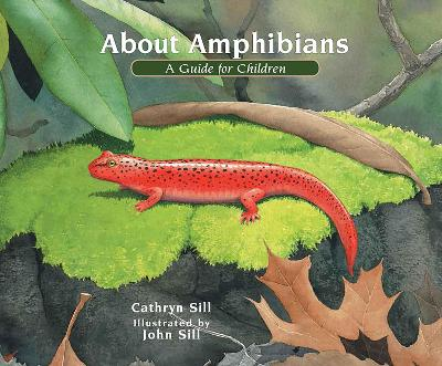 About Amphibians by Cathryn Sill