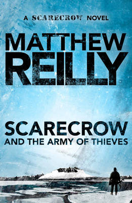 Scarecrow and the Army of Thieves book