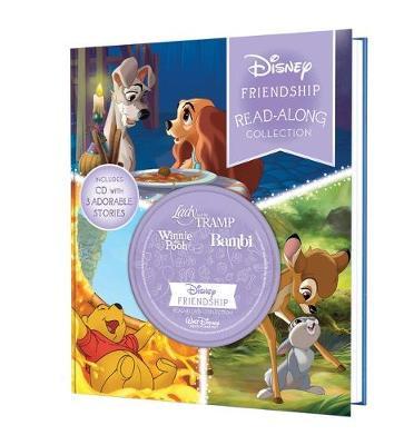 FRIENDSHIP READ-ALONG BK & CD book