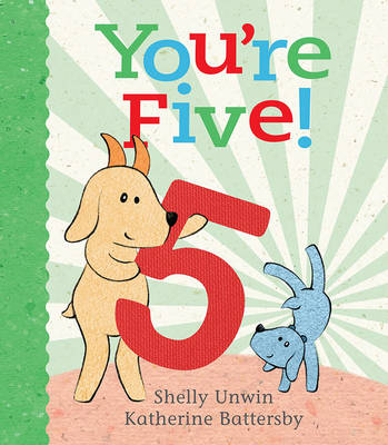 You'Re Five! book