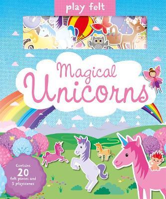 Play Felt Magical Unicorns by Joshua George
