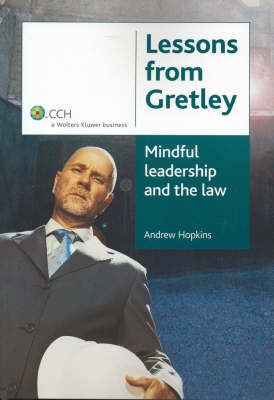 Lessons from Gretley by Andrew Hopkins